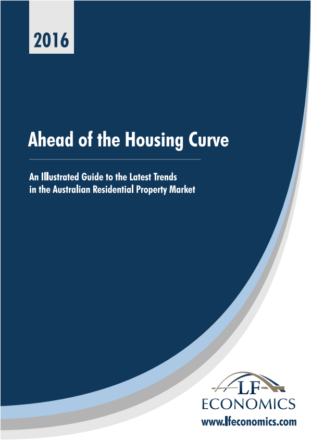 Ahead of the Housing Curve